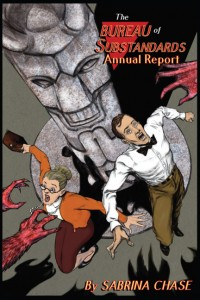 Bureau of Substandards Annual Report, The - Sabrina Chase